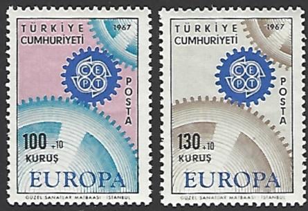turkey-1967-year-mh