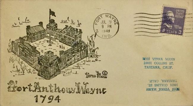 1949 Fort Wayne Cover