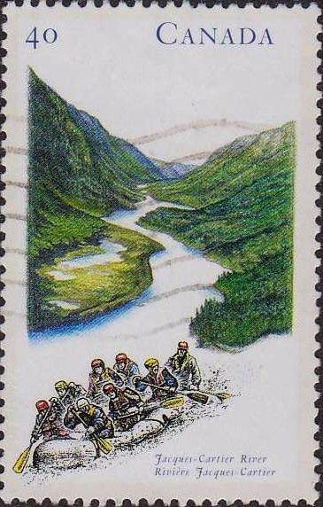 Canada, Scott Nr 1324 (1991)