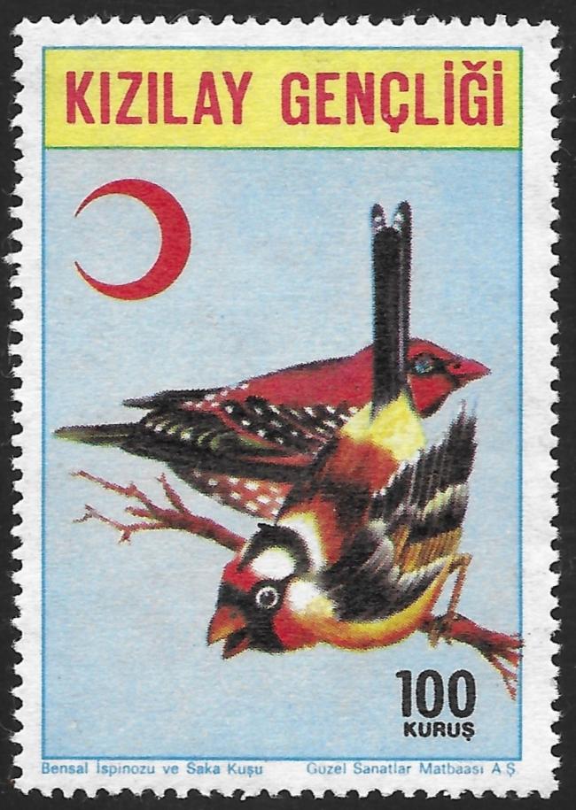 stamp id - turkey
