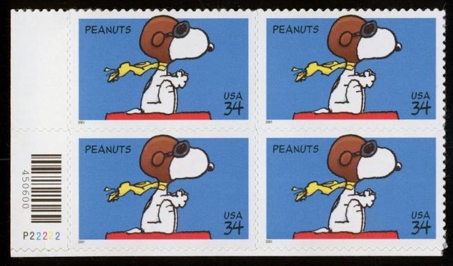 USA, Scott Nr 3507 (2001)