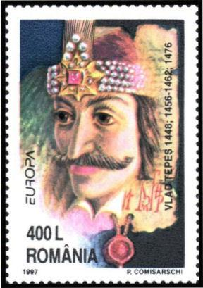 Romania-1997-Vlad-Tepes