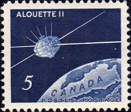 Canada 445 1966