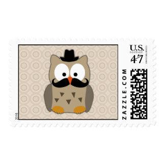 owl-stache