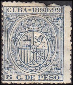 Cuba 1899