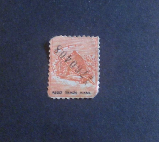 stamp trade regd
