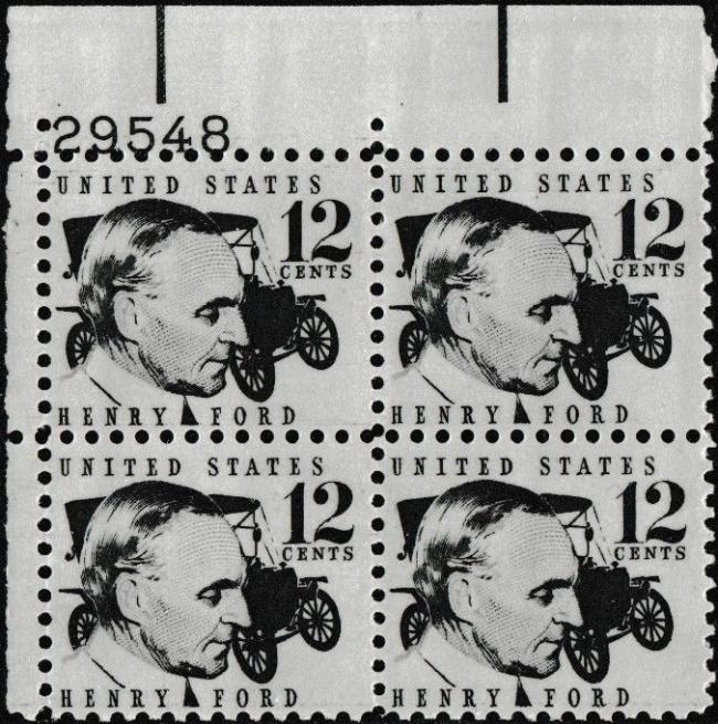 USA, Scott Nr 1286A (1968)